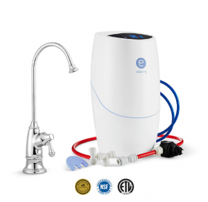 eSpring™ UV Water Purifier – Below Counter Model with Designer Faucet Kit